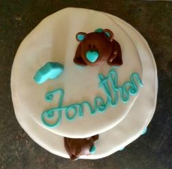 Teddy Torte - teddy cake
