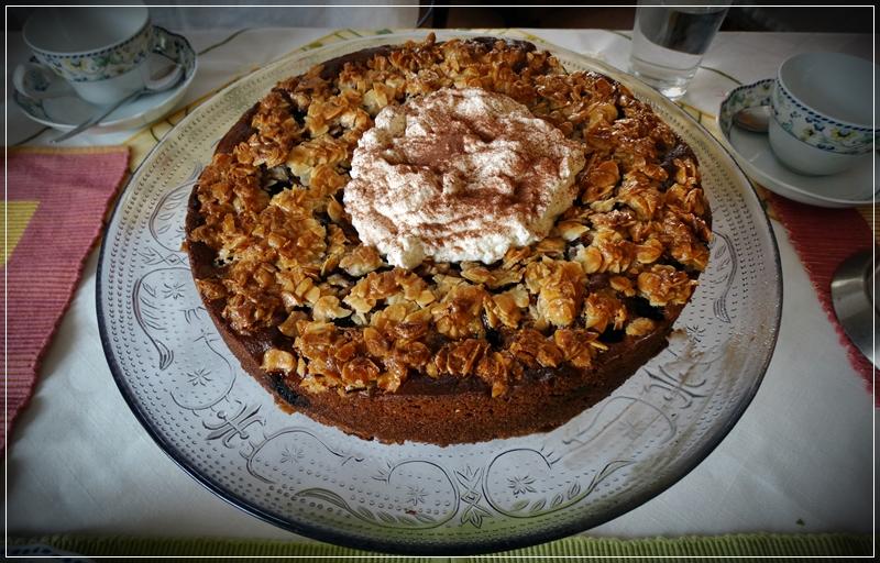 Rezept schoko kirsch pudding kuchen