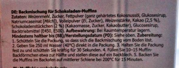 IKEA-MUFFINSMIX-CHOKLAD-Zutaten