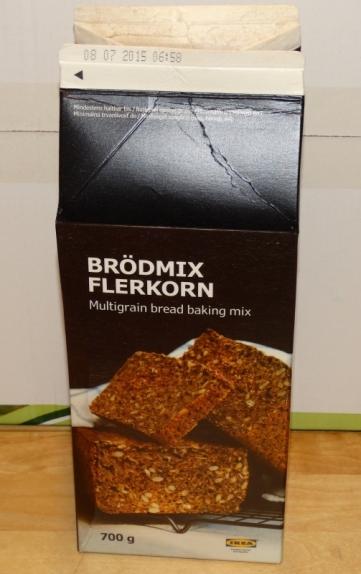 Verpackung Brotmackmischung